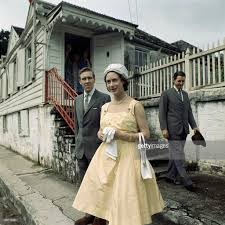 Official Visit Of Princess Margaret And Armstrong Jones Tony To