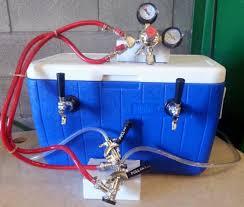 jockey box rental two tap jockey box gopher kegs bend oregon