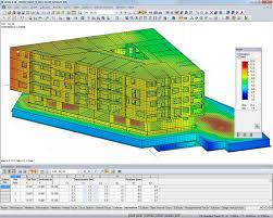 concrete structural analysis u0026 design dlubal software