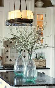 kitchen island centerpiece spring kitchen centerpieces spring and kitchens