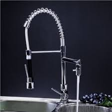 kitchen sink faucet with sprayer modern kitchen