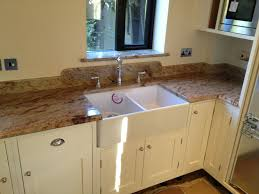 Restoring Old Kitchen Cabinets Granite Countertop Old White Kitchen Cabinets Tumbled Backsplash