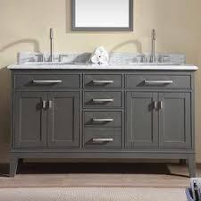 Modern Vanity Cabinets For Bathrooms Modern Contemporary Bathroom Vanities You Ll Wayfair