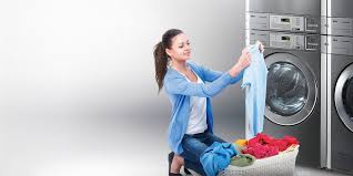 commercial laundry business lg global