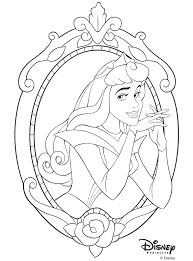 sleeping beauty coloring coloring books disney