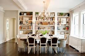 simply beautiful house a library dining room