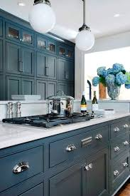 kitchen modern kitchen cabinets blue modern kitchen modern