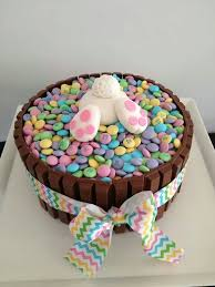 Easter Cake Decorations Recipes by Best 25 Easter Cake Ideas On Pinterest Easter Bunny Cake Happy