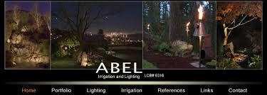 Landscape Lighting Contractor Outdoor Lighting Irrigation Contractor Portland Oregon