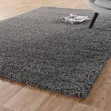 Shaggy Grey Rug Grey Rugs