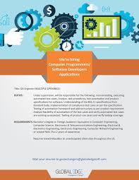 resume sles for engineering students fresherslive recruitment careers globaledge software