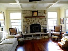 raised hearth fireplace makeover home design ideas
