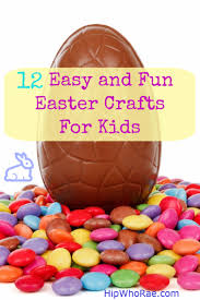 12 easy and fun easter crafts for kids hip who rae