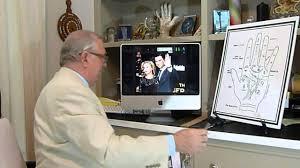 jacqui swedberg wes bentley palm reading youtube
