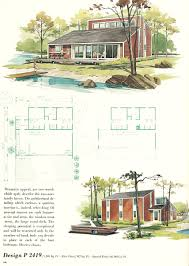 vintage vacation home plans 2419 antique alter ego