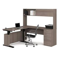 L Shaped Desk With Side Storage L Shaped Desk With Shelves Inspirational L Shaped Desk With Side