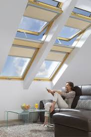 z wave controlled pivot roof windows fakro