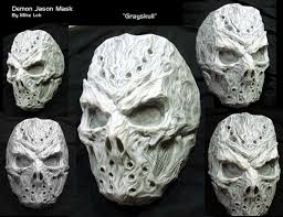 grayskull jason mask by uratz studios on deviantart