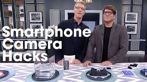 4 smartphone camera hacks steven and chris cbc youtube