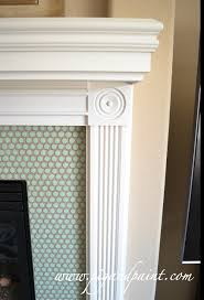 Mosaic Tile Fireplace Surround by 35 Best Fireplace Surround Ideas Images On Pinterest Fireplace