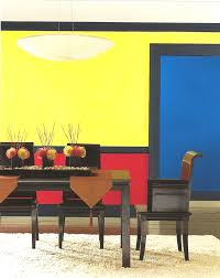 red yellow blue rooms google search basement room colors