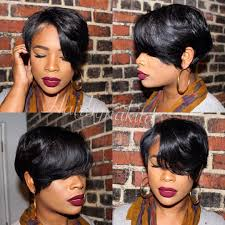 frontal short style wig made by hairbynakita wig wigmaker
