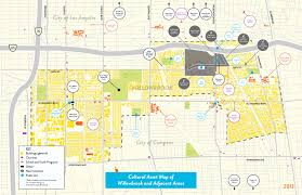 Map Of City Of Los Angeles by Five Ways To Engage The Arts In Resilience 100 Resilient Cities