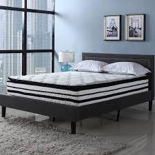 Memory Foam Bed Frame Home Usa 13 Medium Plush Memory Foam Mattress Reviews