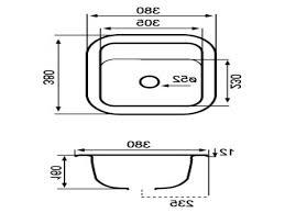 Standard Kitchen Sink Size Kitchen by Kitchen Standard Size Kitchen Sink Intended For Staggering