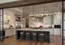 exemple cuisine avec ilot central cuisine avec ilot modele cuisine bois clair cuisine avec ilot