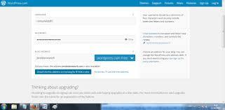 membuat website gratis menggunakan wordpress cara membuat website menggunakan wordpress secara gratis