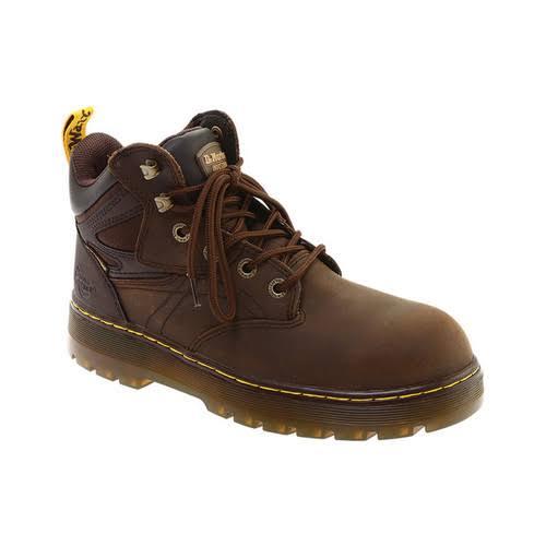 Dr. Martens Work Plenum Waterproof Work Boot, Adult,