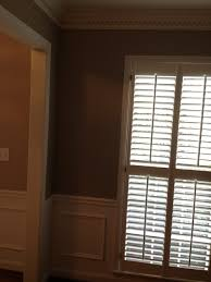 need help choosing paint color for wall wainscoting trim