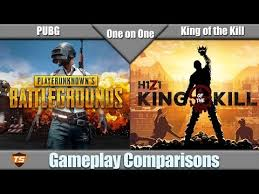 pubg vs h1z1 pubg vs h1z1 whats the difference the leaderboard