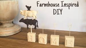 farmhouse style diy dollar tree diy farmhouse decor diy youtube