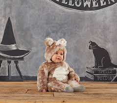 Deer Halloween Costume Baby Baby Deer Woodland Costume Pottery Barn Kids
