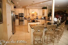 tuscan kitchen islands tuscan style kitchen oakhurst nj by design line kitchens