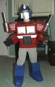 Transformer Halloween Costume Transforms 8 Images Costume Ideas Costumes Costume