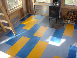 linoleum flooring modern house