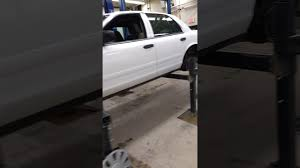 homemade auto lift youtube