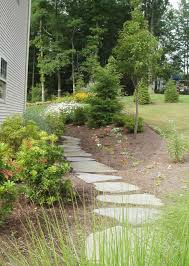 Outdoor Landscaping Ideas Backyard 15 Best Flagstone Paths Images On Pinterest Flagstone Path