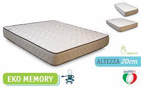 materasso ergonomico significato materasso ecologico eko in memory a prezzo scontato
