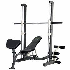 Weight Benches Sale Tunturi Pure Compact Smith Machine Weight Bench With Fold House