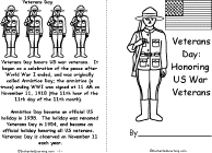 veterans day coloring pages printable veterans day crafts crafts enchantedlearning com