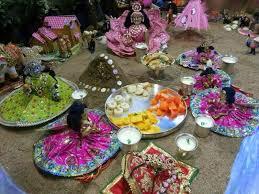 How To Decorate Janmashtami At Home Janmashtami Jayanthi Gokul Ashtami Decoration Ideas U0026 Images