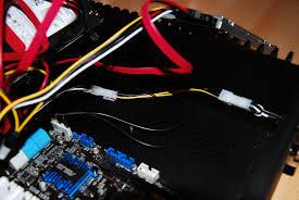 meet my first htpc fanless nas raid1 linux 30 watts 24x7
