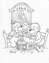 berenstain bears coloring pages snapsite me