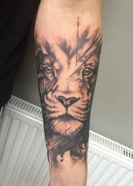 arm tattoo lion danielhuscroft com