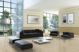 Light Wood Laminate Flooring Oak Laminate Flooring Floating For Domestic Use Pefc