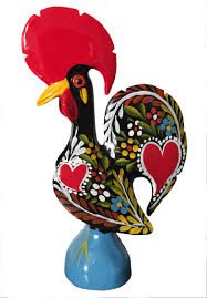 barcelos rooster black 19cm order today www roostercamisa com